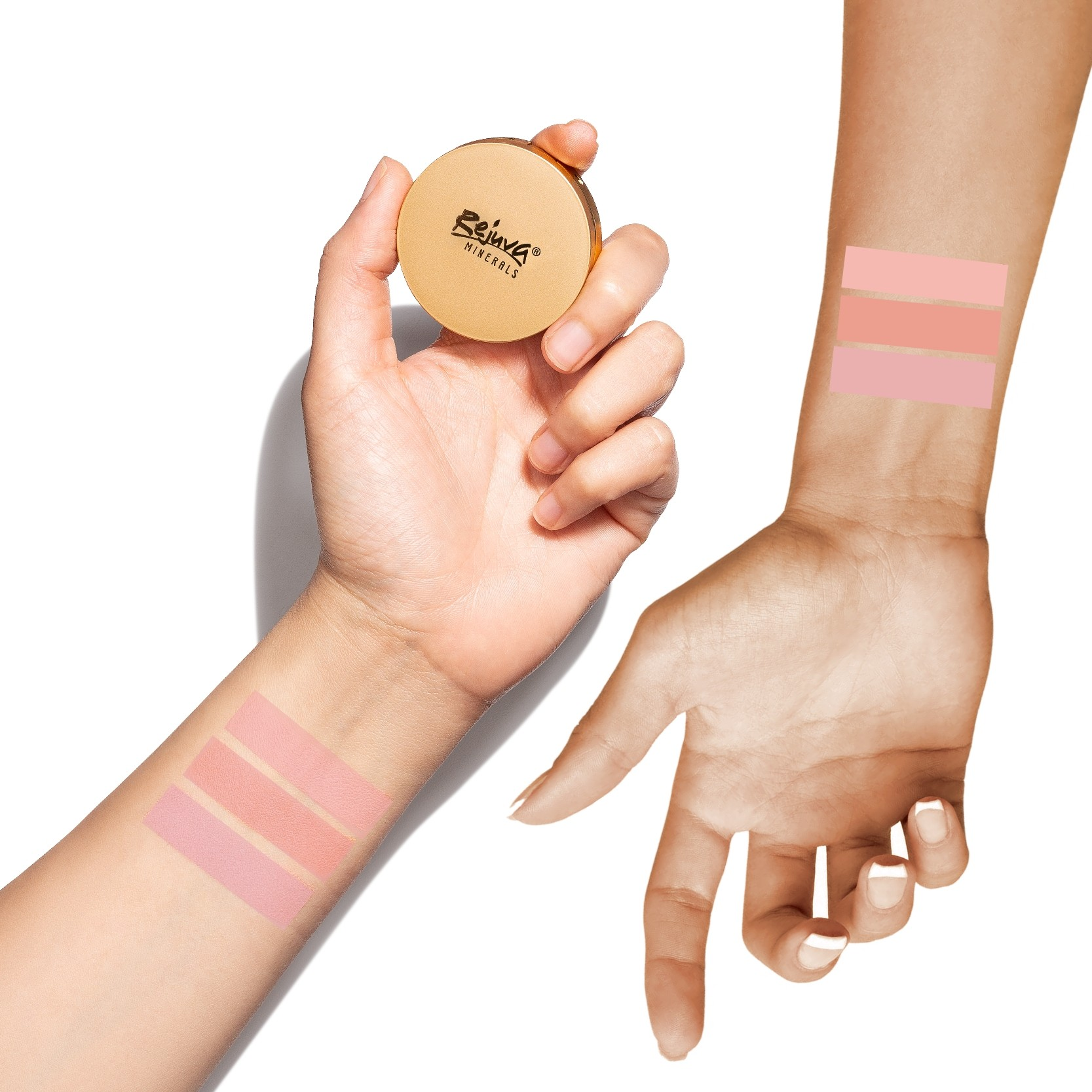 T-B: Pink Parfait, Papaya, Acai Berry