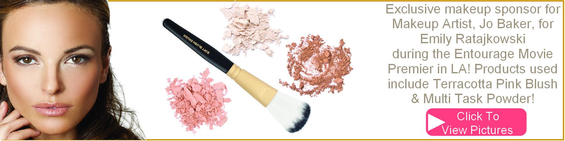 Rejuva Minerals, Inc. Mica Free, Titanium Dioxide Free Mineral Makeup