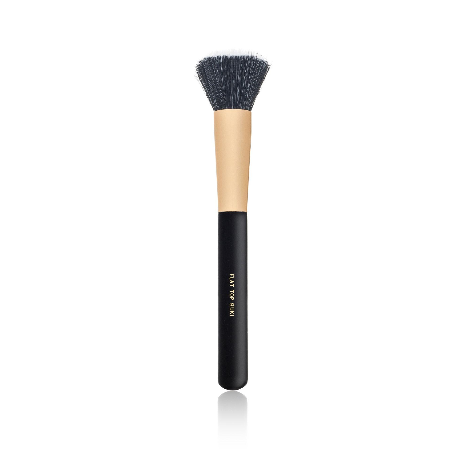 Flat Top Buki Brush - USA Made