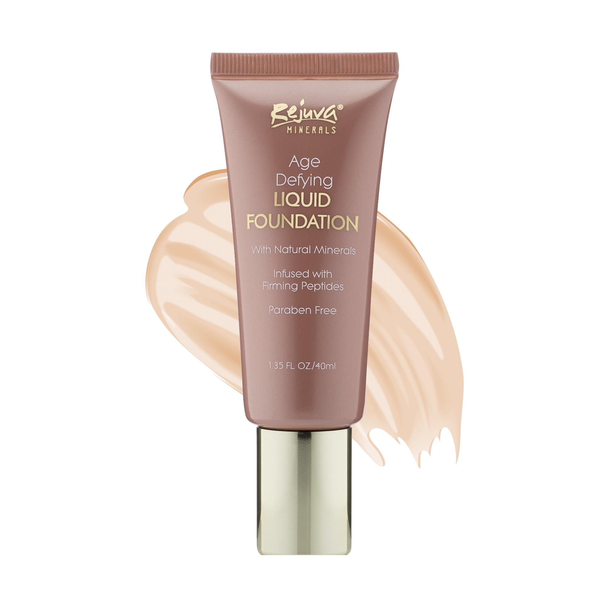 Liquid Foundation - In the Buff (Fair-Light/Warm-Neutral)