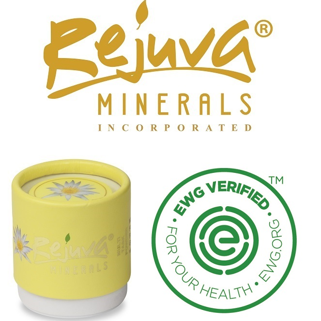 Rejuva Minerals EWG Verified Multi Task Powder Primer Finisher Dry Shampoo
